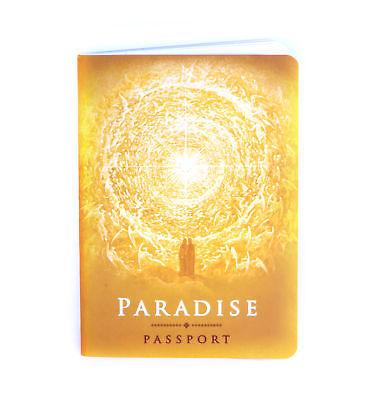 PARADISE Passport - Notebook