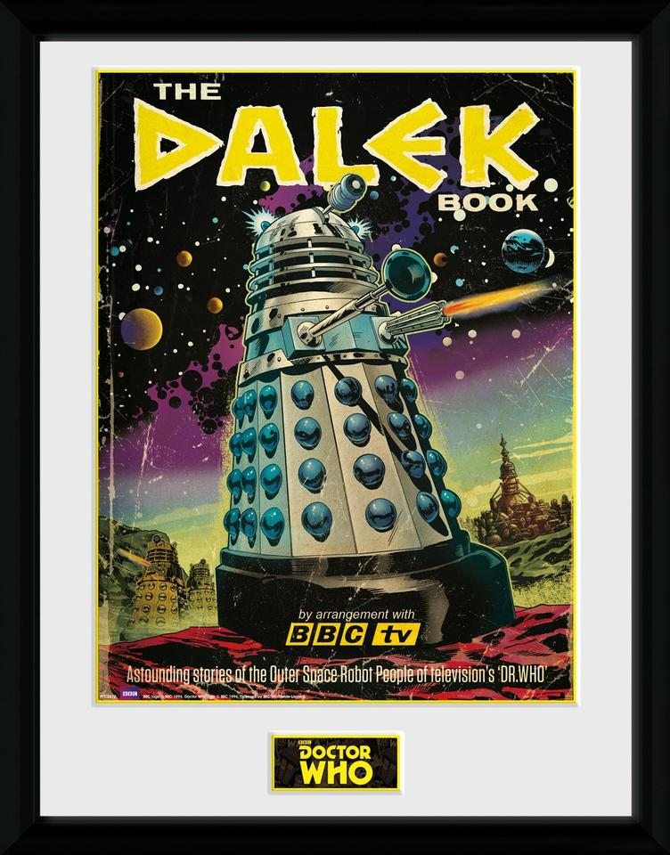 Doctor Who The Dalek Book