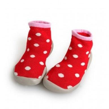 Polka Dots Rot/Weiss 22/23
