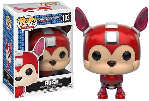 POP! Games Megaman Rush