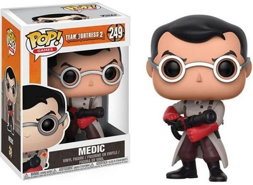 POP! Games Team Fortress 2 Medic