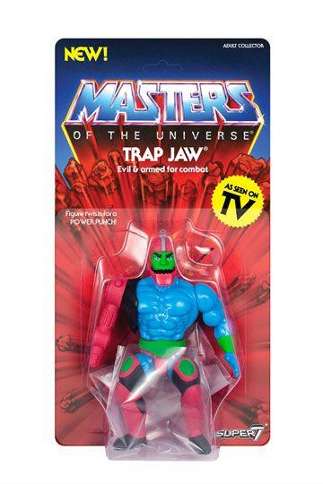 Wave 3 Trap Jaw