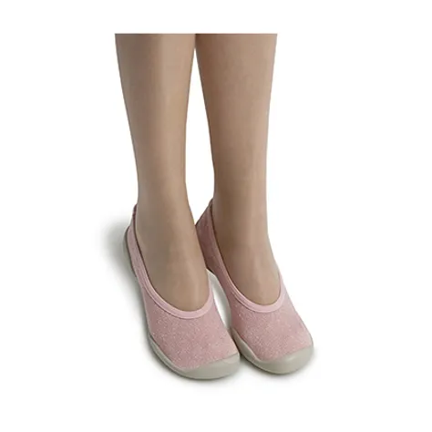 Ballerines Rose Quartz brillantes 30/31