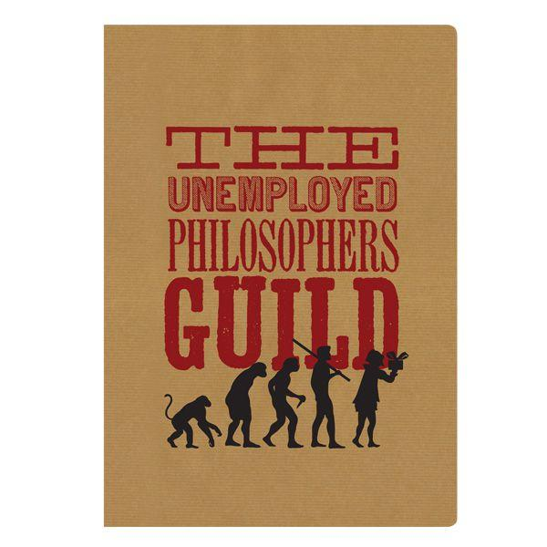 The Unemployed Philosophers Guild - Notebook
